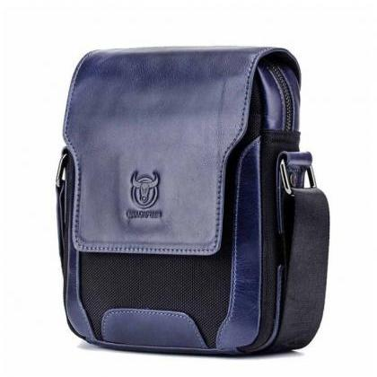 Handsome Blue Phone Bags for Men Tr..