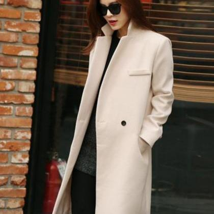 Off White Coats for Women Windbreak..