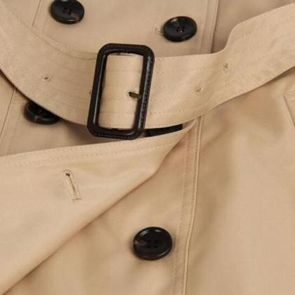 Women's Beige Trench Coat for Women..