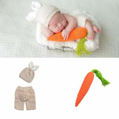 Baby Shower Gifts Rabbit Outfit wit..