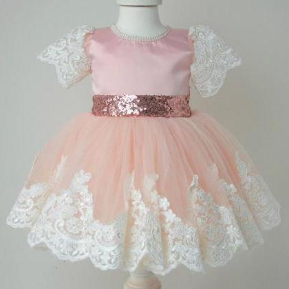 Baby Dress for 3-6 Months Ballgown ..