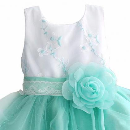New Pretty Mintgreen Tutu Dress for..