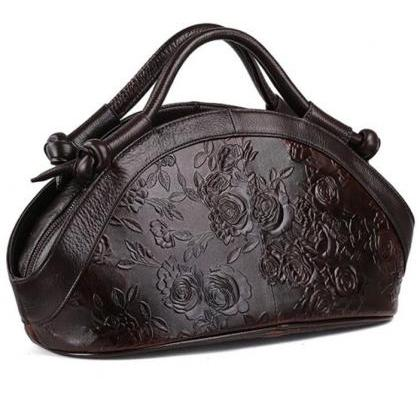 FREE SHIPPING Genuine Cow Leather H..