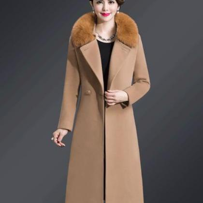 New 2019 Fashion Trench Coats for W..