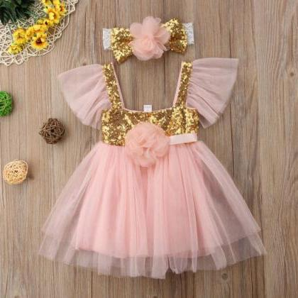 2019 Little Princess Dress Infant G..