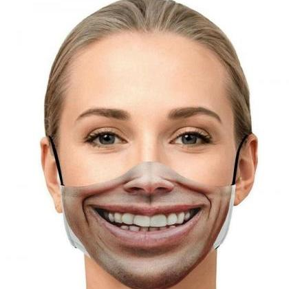 Rsslyn Adult Faces New Facemasks Wa..