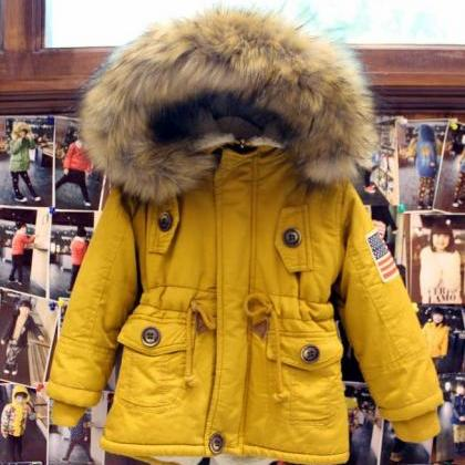 New Clothing for Children Winter Pa..