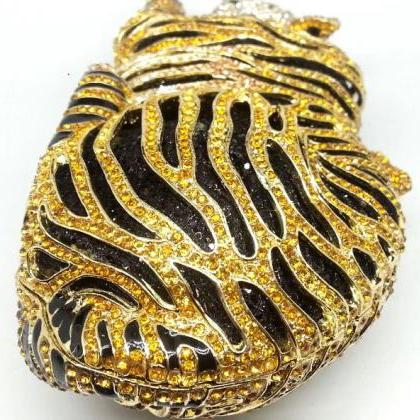 FREE SHIPPING Leopard Clutch for Wo..