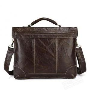 High Quality Genuine Leather Mens B..