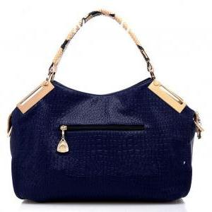 High Quality Luxurious Fashion Blue..