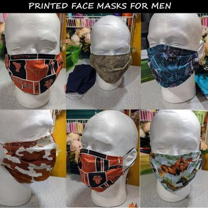 3pcs Large Size Facemasks for Men 1..
