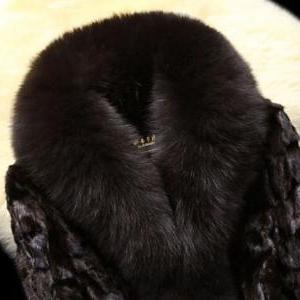 Free Shipping Genuine Mink Hair and..