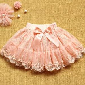 Beautiful Pink Skirts for Girls Tut..
