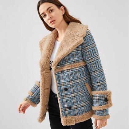 Cropped Jacket Winter Jackets for W..