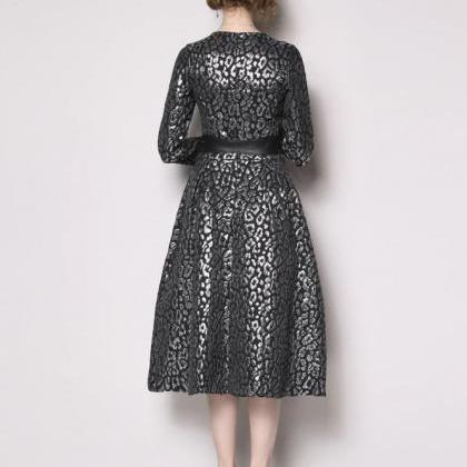 Black Dresses for Women New Pattern..