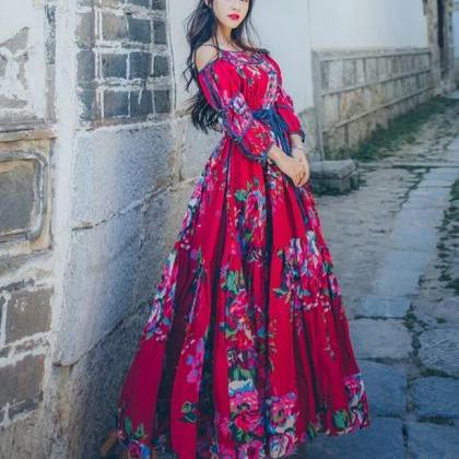 Beautiful Dresses for Women Vintage..