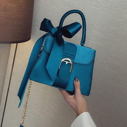 Matching Set Blue Green Purse for W..