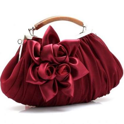 Burgundy Bags Burgundy Clutch for W..