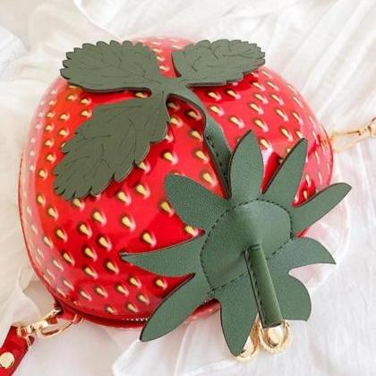 Strawberry Bags for Women Strawberr..