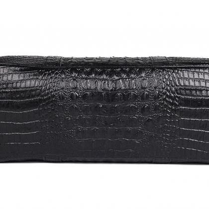 New Arrival Embossed Alligator Skin..