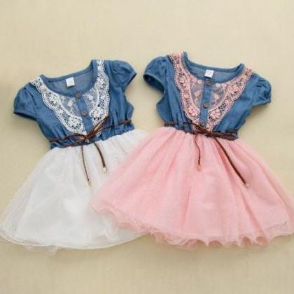 Girls Tutu Dress For Cowgirl