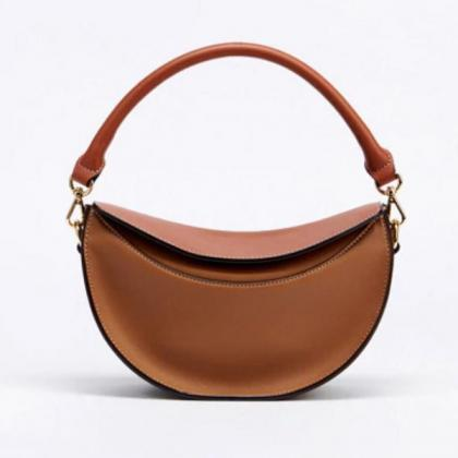 Rsslyn Unique Bags for Women Half M..