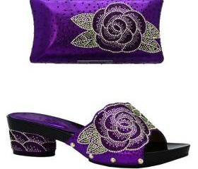 Purple Bag and Purpl..