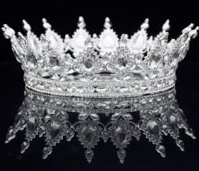 Queen Tafetta Crowns..