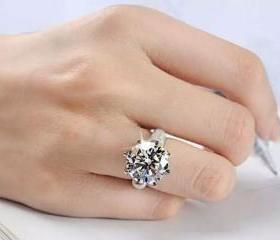 Bridal Rings 8 ct Bi..