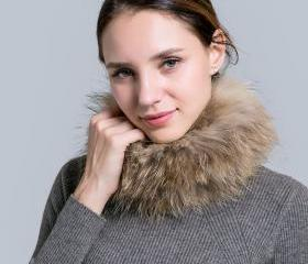 Fur Scarves for Wome..