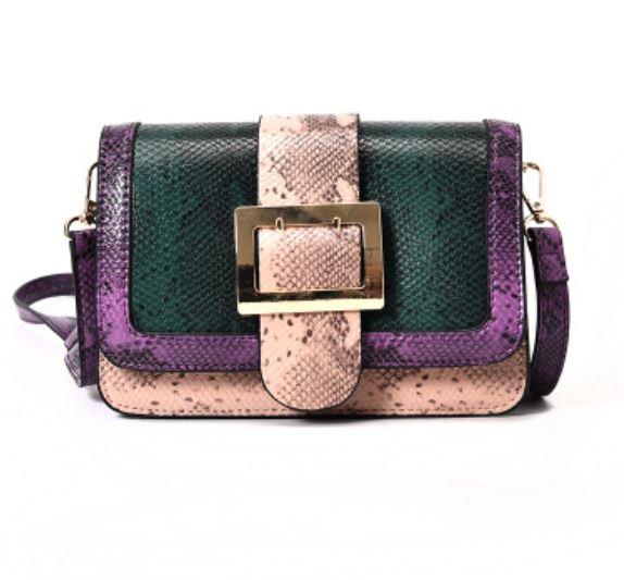 Small Bag Green Clutch for Women Snake Pattern 2018 RSS Bags Snake Bags Tote Green Purses for Women