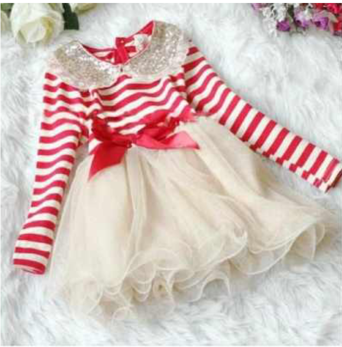 Toddler Christmas Outfit.Free Shipping Christmas Dress Toddler Girl Christmas Dress Girls Red Dress Christmas Dress Girls Tutu Dress Long Sleeve Christmas Dress Toddler