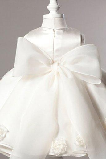 Rsslyn Newborn Dress White Dress Baby Dress for Girls White Dress Christening Baby Shower Gift Ready for Shipping