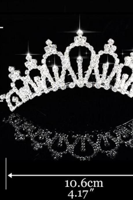 New 12 Designs Crown Tiaras for Tween Girls Crown Tiaras for Little Princesses Teens Women's Headpiece