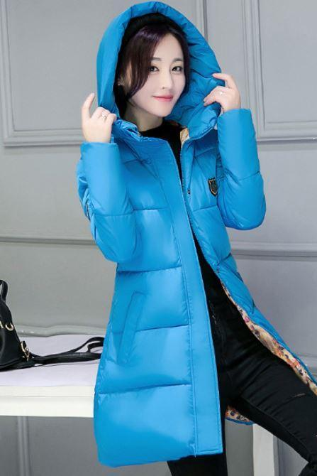 Blue Parkas for Women Blue Skiing Winter Coats Blue Jacket for Girls Blue Winter Coats for Teen Girls