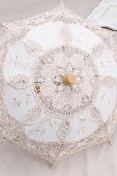 ivory props for newborn girls parasol ivory umbrellas for newborn baby girls free shipping with free ivory headband