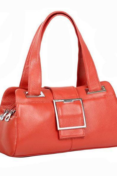Authentic Orange Color Bags Genuine Mini Bags Luxury High Quality Small Bags