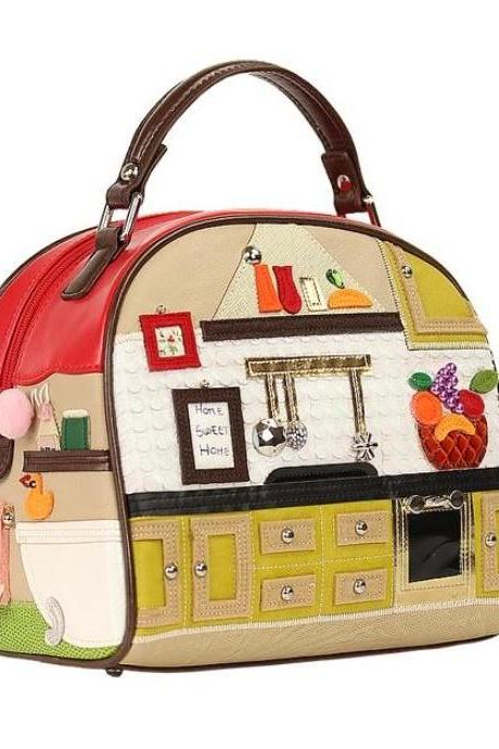 beautiful home super handiwork tote bags for women double sided patchwork braccialini bags for women yellow handbags eye catching yellow shoulder bags