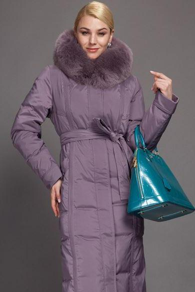 Purple Long Coat for Women Purple Winter Coats Purple Jackets Plus Size 3XL,4XL,5XL