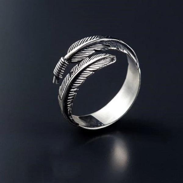 Rsslyn Resizable Retro Rings RSS2262021-22 High-Quality Silver Ring Non-Allergenic Rings