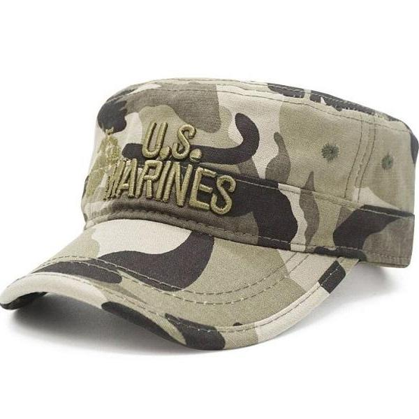 Rsslyn US Marines Hats Camouflage Color